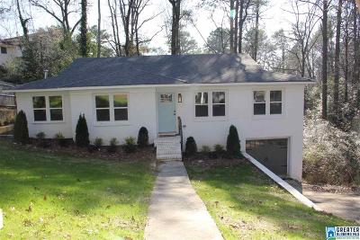 Homewood Single Family Home For Sale: 1501 Royce Rd