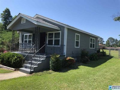 Bessemer Single Family Home For Sale: 524 Pine St SW
