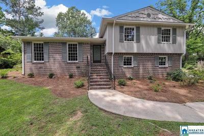 Vestavia Hills Single Family Home For Sale: 614 Twin Branch Terr