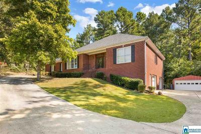 Trussville Single Family Home For Sale: 3247 1st St