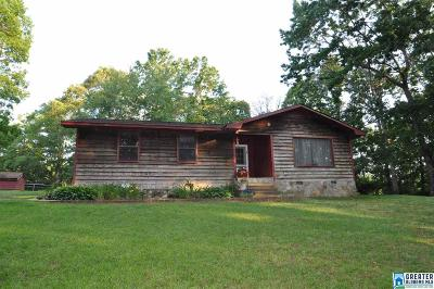 Heflin Single Family Home For Sale: 1187 Co Rd 626
