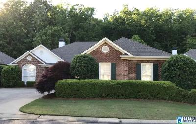 Hoover Single Family Home For Sale: 462 N Lake Rd