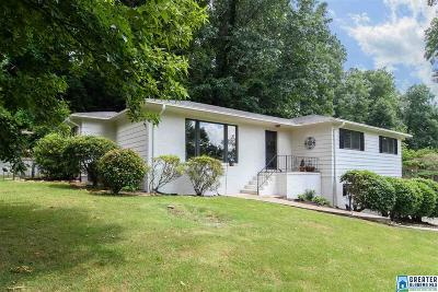 Vestavia Hills Single Family Home For Sale: 1761 Old Creek Trl