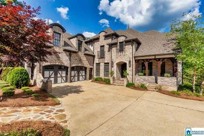 Greystone Single Family Home For Sale: 1716 Lake Hardwood Dr