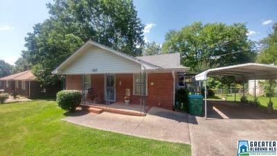 Talladega Single Family Home For Sale: 304 Heath St