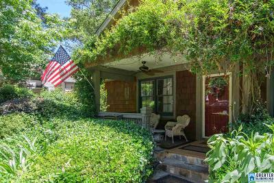 Homewood Single Family Home For Sale: 103 Mecca Ave