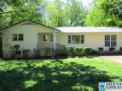 Weaver Single Family Home For Sale: 802 Wana Ave