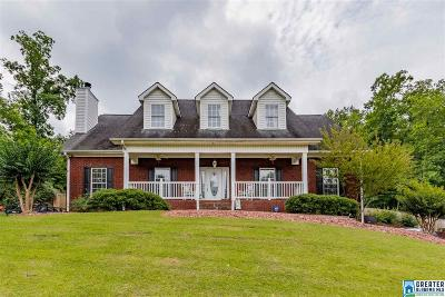 McCalla Single Family Home For Sale: 921 Lakeside Dr