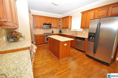 Alabaster Single Family Home For Sale: 155 Scarlet Oak Dr