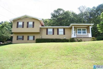 Anniston Single Family Home For Sale: 2070 Morrisville Rd