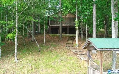 Clay County, Cleburne County, Randolph County Single Family Home For Sale: 1625 Co Rd 2811