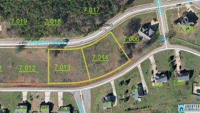 Anniston Residential Lots & Land For Sale: Canaan Cir