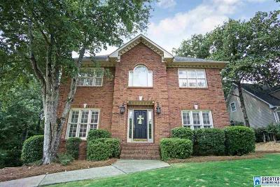 Single Family Home For Sale: 5421 Hickory Ridge Dr