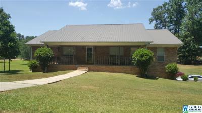 Pell City Single Family Home For Sale: 40 Mohawk Trl