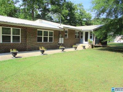 Pell City Single Family Home For Sale: 589 Whitesville Rd