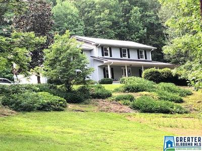 Ohatchee Single Family Home For Sale: 5675 Peeks Hill Rd