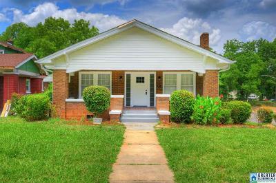 Birmingham Single Family Home For Sale: 3130 Norwood Blvd