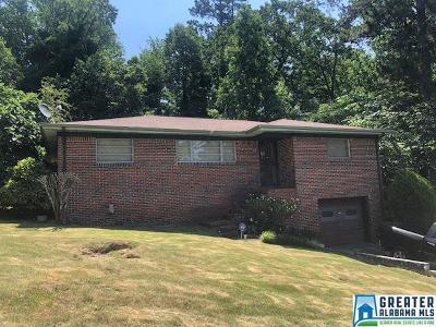 Birmingham Single Family Home For Sale: 513 Cedar St