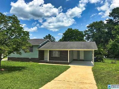 Oxford Single Family Home For Sale: 2221 Deborah Ln