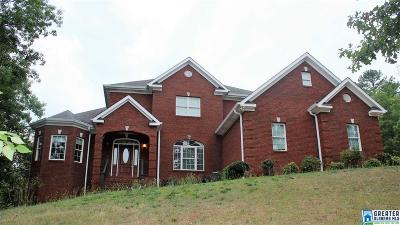 Oxford Single Family Home For Sale: 245 Wysteria Cir