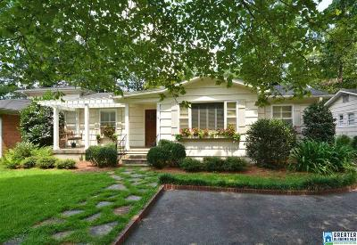 Single Family Home For Sale: 548 Forrest Dr