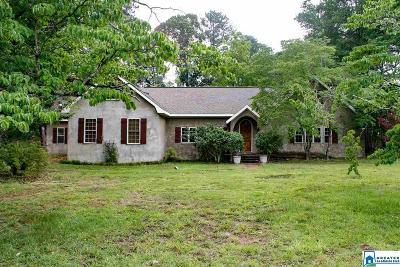 Jacksonville Single Family Home For Sale: 506 6th St NE