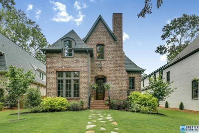 Mountain Brook Single Family Home For Sale: 1104 Euclid Ave