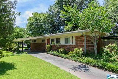 Irondale AL Single Family Home Contingent: $190,000