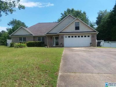 Pell City Single Family Home For Sale: 225 Seddon Farms Ln