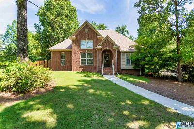 Trussville Single Family Home For Sale: 3169 Cahaba Park Dr