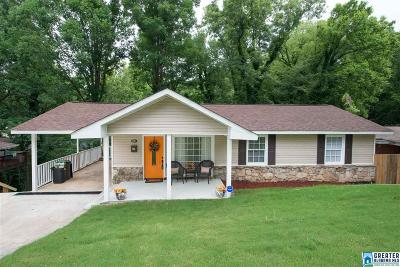 Birmingham Single Family Home For Sale: 893 77th Way S