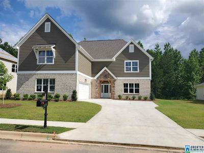 Helena Single Family Home For Sale: 4523 Old Cahaba Pkwy