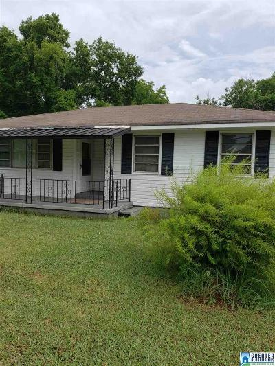 Bessemer Single Family Home For Sale: 111 Brighton Ave