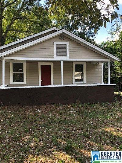 Birmingham Single Family Home For Sale: 730 80th Pl S