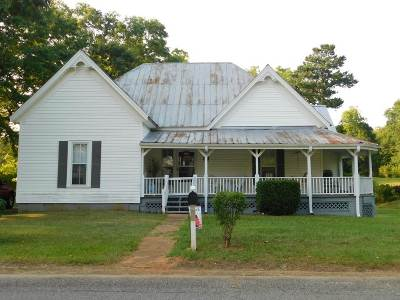 Clay County, Cleburne County, Randolph County Single Family Home For Sale: 304 Talladega St