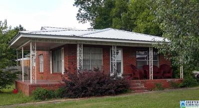 Hueytown Single Family Home Contingent: 106 Dexter Ave