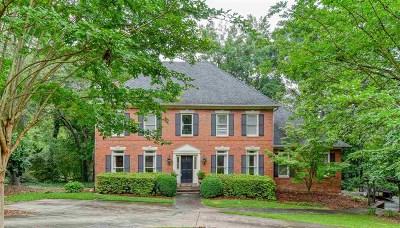 Single Family Home For Sale: 3129 Bradford Pl
