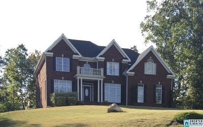 Jacksonville Single Family Home For Sale: 554 Emily Cir