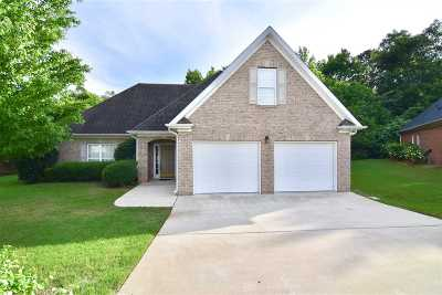 Trussville AL Single Family Home For Sale: $243,000