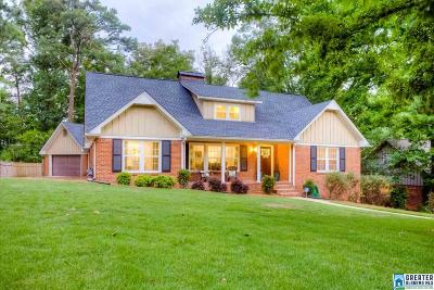 Vestavia Single Family Home For Sale: 1811 Seneca Rd