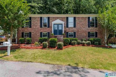 Homewood Single Family Home For Sale: 581 S Forrest Dr