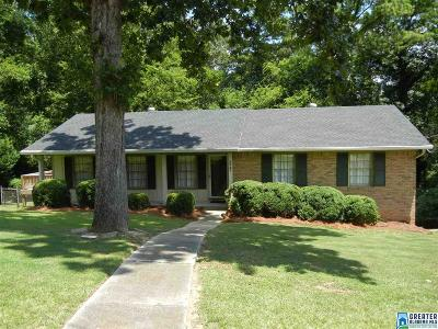 Hoover Single Family Home Coming Soon-No Show: 2227 Deerwood Rd