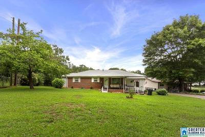 Cropwell Single Family Home For Sale: 429 Coosa Island Rd