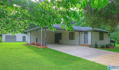 Gardendale Single Family Home For Sale: 1830 Moncrief Rd