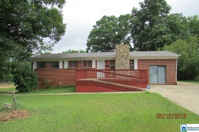 Anniston Single Family Home For Sale: 821 W 54th St