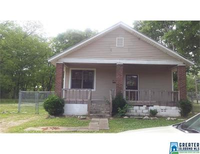 Bessemer Single Family Home For Sale: 2903 12th Ave N