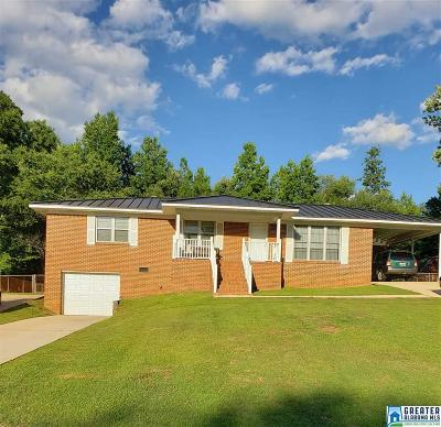 Adamsville Single Family Home For Sale: 5217 Bellwood Dr