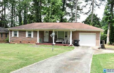 Birmingham AL Single Family Home For Sale: $119,900