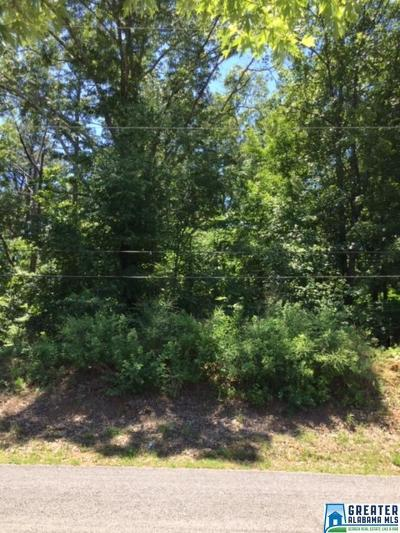 Pell City Residential Lots & Land For Sale: Academy Cir