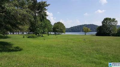 Cropwell, Pell City, Riverside, Alpine, Lincoln, Talladega Single Family Home For Sale: 5400 Ranch Marina Rd